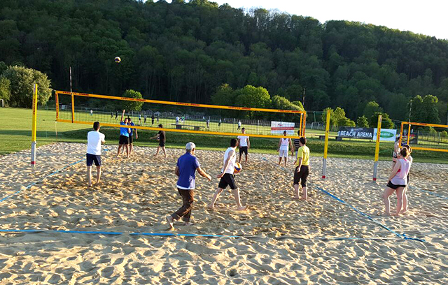 Projekt: MEET & PLAY VOLLEYBALL