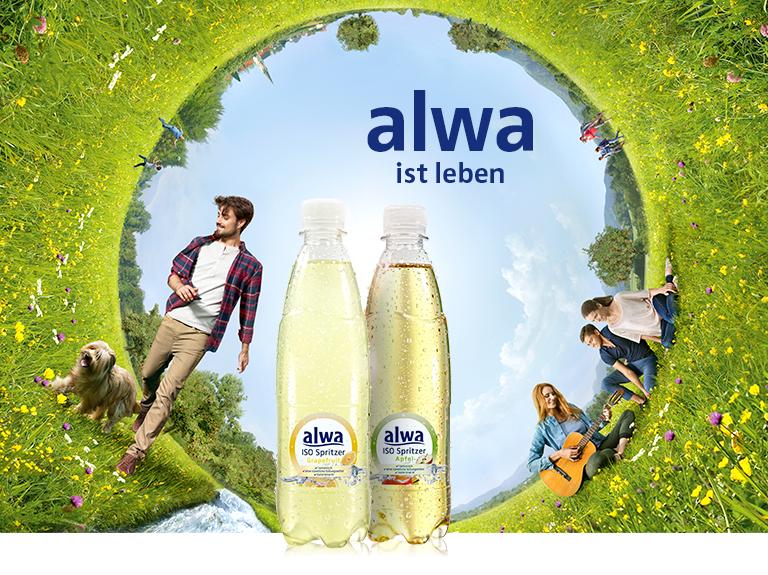 Willkommen bei alwa - Produkte - ISO Spritzer Grapefruit