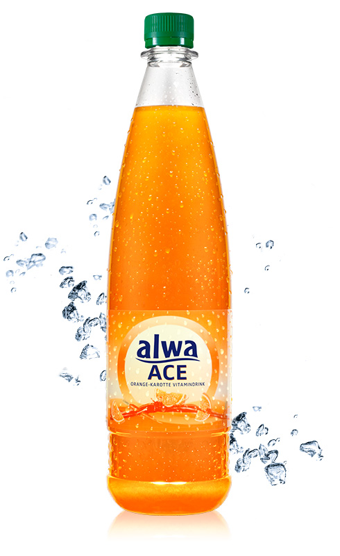 alwa ACE Orange-Karotte