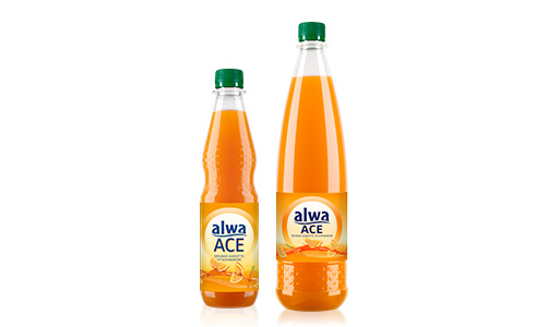 alwa ACE Orange-Karotte -Gebinde