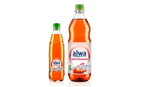 Willkommen bei alwa - Produkte - alwa Apfel-Rhabarber